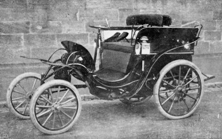 Stirling's Motor Carriages Limited
