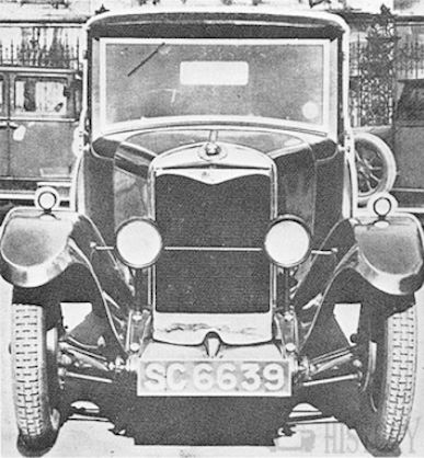 Scotsman Motors Limited was a British car manufacturer based in Edinburgh between 1929 and 1930 .