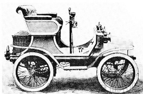 Automotive manufacturer of Great Britain from 1901 to 1904.