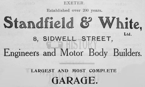 Automotive manufacturer of Exeter, Devon;Great Britain from 1901 to 1906.