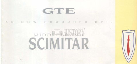 Middlebridge Scimitar gte