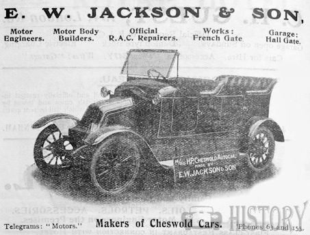 Automotive manufacturer of Great Britain from 1911 to 1916.