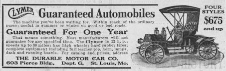 Automotive manufacturer of St. Louis , Missouri.United States from 1908