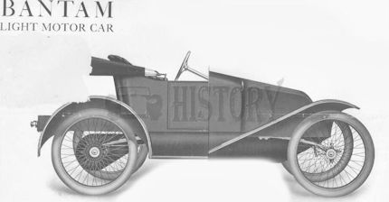 cyclcar Massachusetts.United States from 1914