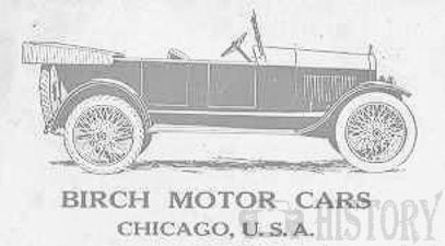 manufacturer of Chicago , Illinois.United States from 1916 to 1923.