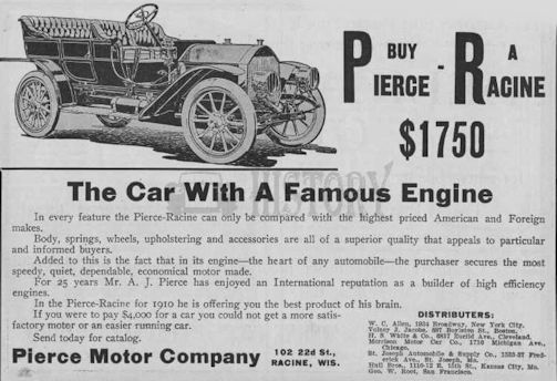 early american cars