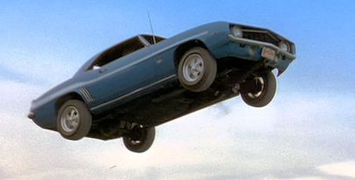 1969 Chevrolet Camaro 2 Fast 2 Furious Movie