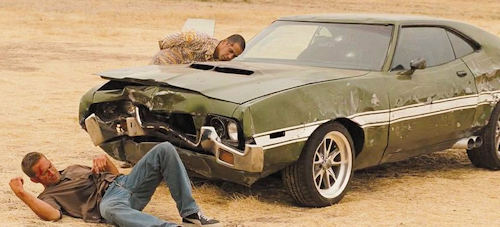 1972 Ford Gran Torino Fast and Furious 4