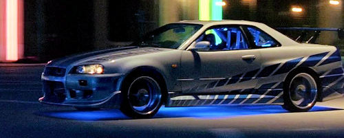 film tv 2 fast 2 furious cars 2003. Black Bedroom Furniture Sets. Home Design Ideas