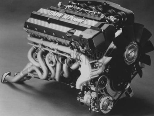 List of BMW Petrol and Diesel M engines