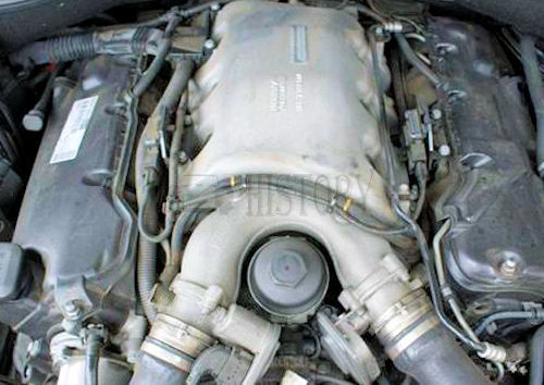 BMW M67 V8 diesel engine  From 1998 to 2009