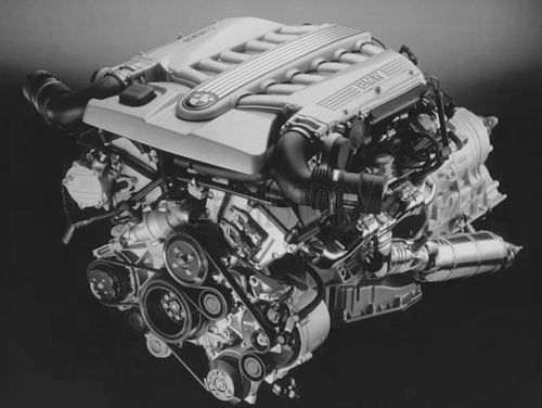 List of BMW Petrol and Diesel v12 engines
