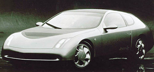 Toyota 4500GT Concept car
