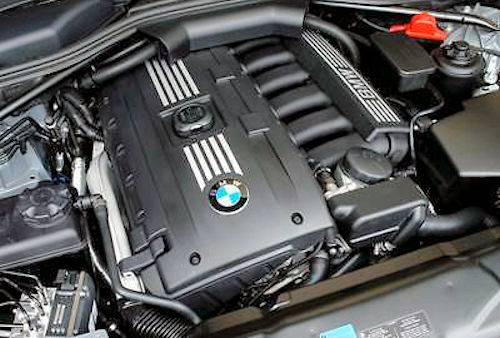 BMW N53 Straight 6 Petrol Engine  From 2007 to 2014