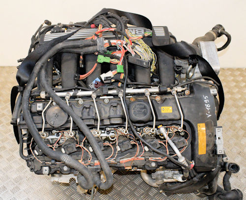 BMW N53 Straight 6 Petrol Engine  N53B30A