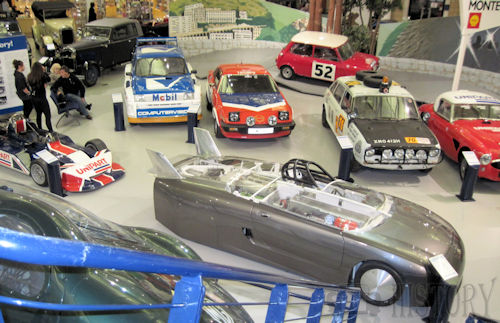 Motor car and Transport museums In the United Kingdom