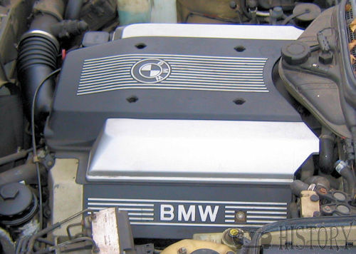BMW M60 V8 Engine specification From 1992 to 1996