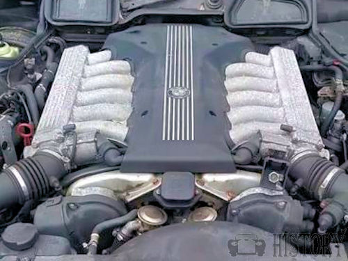 BMW M73 V12 engine  From 1993 to 2002