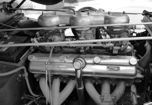 BMW M78 straight-6 Engine  From 1933 to 1950