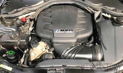 Bmw Engines - BMW S65 V8 Engine (2007-2013)
