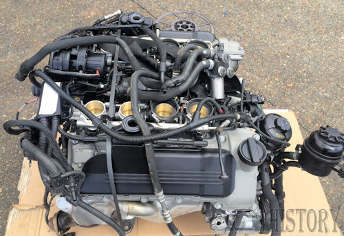 BMW S65 V8 Engine S65B40