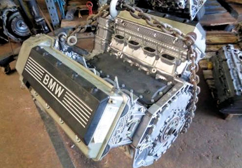 BMW M62 V8 Engine M62TUB44