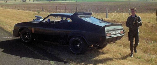 Mad Max Pursuit Special Car