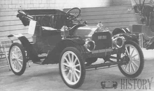 1911 Brush Runabout car