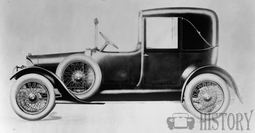 Biddle Motor Car Company  Fleetwood from 1917