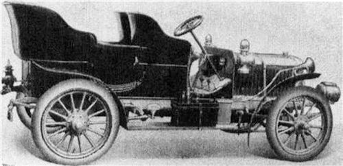 Ardsley Motor Car Company.  American Automotive manufacturer Yonkers, New York USA From 1905 to 1906