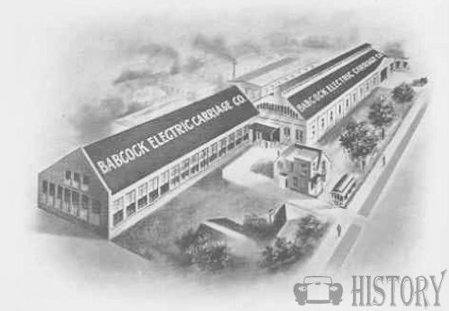 Babcock Electric Carriage Company  American Automotive manufacturer Buffalo, New York, United States From 1906 to 1913