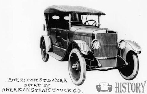American Steam Truck Co  American Automotive manufacturer Elgin, Illinois, USA From 1926 to 1948
