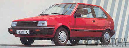 Nissan Micra First generation K10
