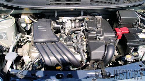 Hr15de engine Manual