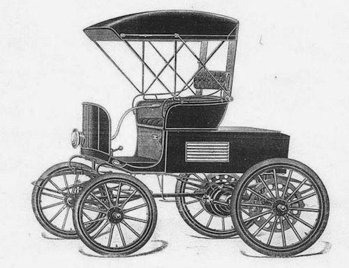 Usa american 1902 03 for Usa motors cleveland ohio