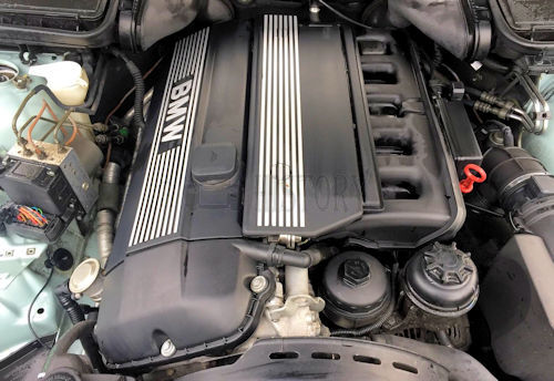 BMW M52 Straight-6 Petrol Engine   From 1994 to 2000