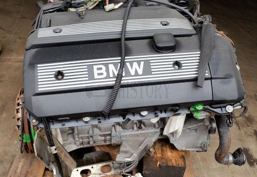 Спецификация двигателя BMW M52B28
