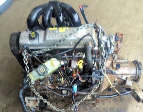 Ford Engines Ford Endura D Engine 1980