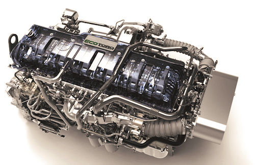 Ford Ecotorq diesel engine    From 2003 to present