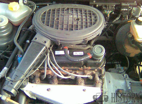 Ford HCS engine