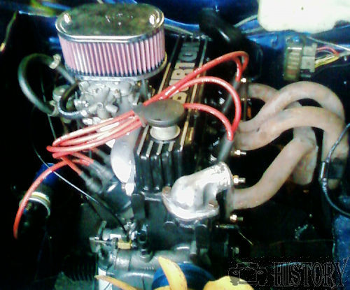 Ford Crossflow up rated engine
