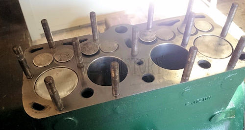 Ford Side valve engine block
