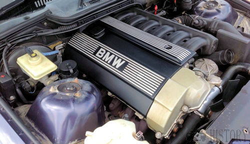 BMW M50 Straight-6 Engine