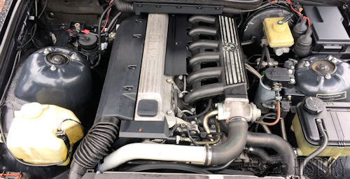 BMW M51 Straight 6 engine  From 1991 to 2000