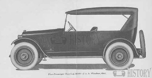 Detroit Steam Motors Corporation   American Automotive manufacturer Detroit Michigan, USA From 1922 to 1923