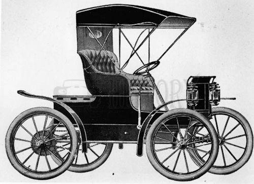 Anderson   American Automotive manufacturer Indiana. USA From 1907 to 1910