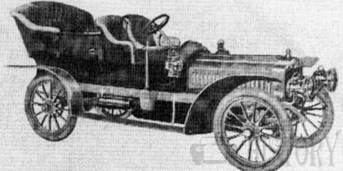 Harrison  American Automotive model B 1906