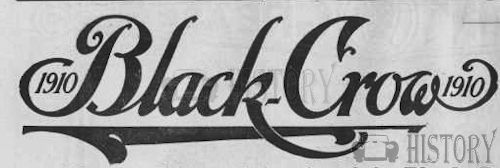 Black Crow    American Automotive manufacturer Chicago, Illinois USA From 1909 to 1911
