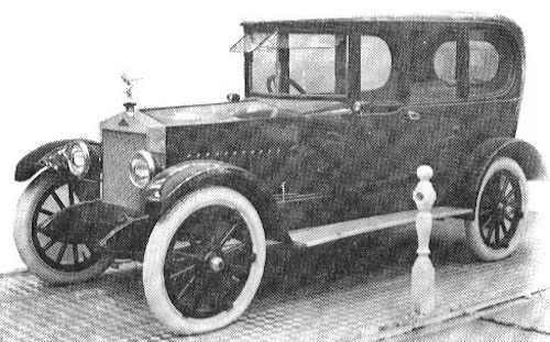 Alsace   American Automotive manufacturer New York, USA From 1920 to 1921