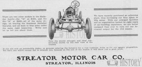 Streator Automobile & and Manufacturing Company